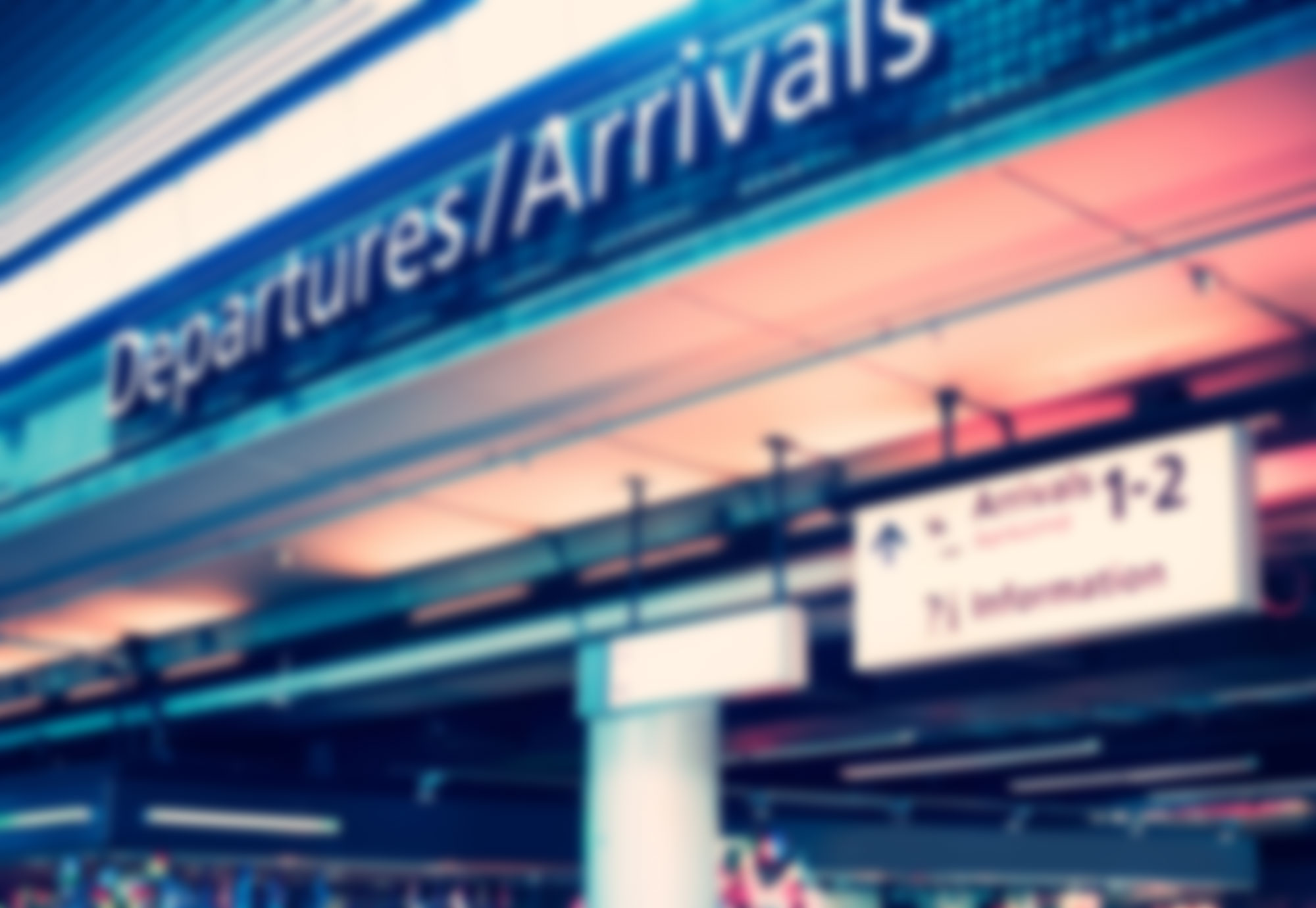 Airport Arrivals/Departures